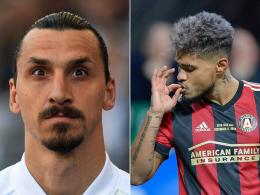 Zlatans doppelte Drohung und Atlantas Groß-Angriff: Die MLS 2019