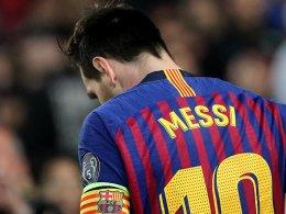 ESM-Elf: An Messi führt kein Weg vorbei - Zwei Deutsche dabei
