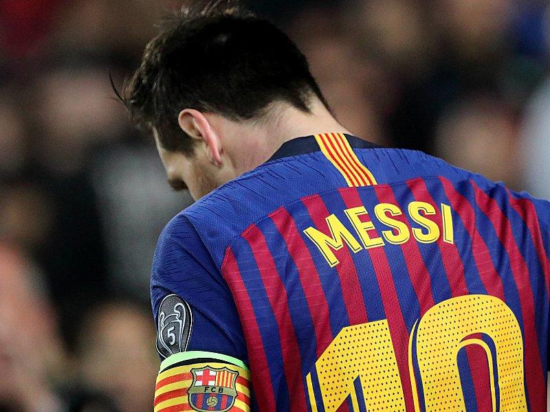 An Messi führt kein Weg vorbei - Zwei Deutsche dabei