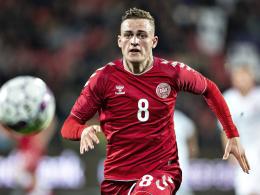 Bruun Larsen erstmals für Dänemark nominiert