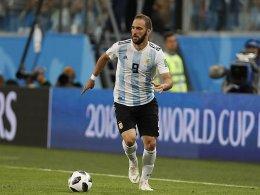 Nie wieder Argentinien: Higuain hört auf