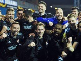 Kroatien: Dinamo Zagreb vorzeitig Meister