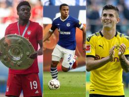 Fünfeinhalb Bundesliga-Profis in vorläufigen Gold-Cup-Kadern