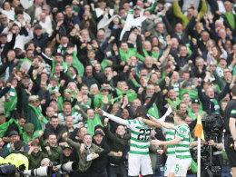 Nummer 39! Celtic sichert sich Pokal
