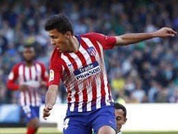 Canales vom Punkt: Atletico vergeigt Morata-Debüt