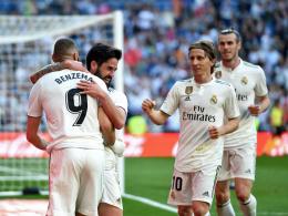 Natürlich Isco, natürlich Bale: Zidanes besondere Rückkehr