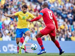 Brasilien kann Panama nicht knacken