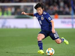 Dank Joker Nakajima: Japan schlägt Bolivien knapp