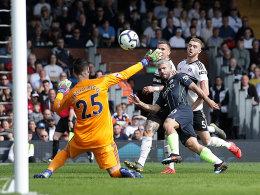 Chancenloses Fulham - ManCity belässt es beim 2:0