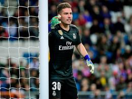 Zidanes Sohn gleich machtlos - Brahim Diaz' genialer Moment