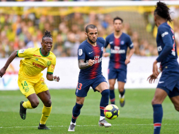 2:3 in Nantes: PSG vergibt dritten Titel-Matchball