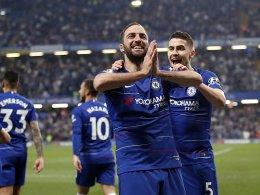 Dem wilden Ritt folgt die Enttäuschung: Chelsea nur 2:2