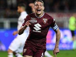 Torino schlägt und überholt Milan