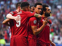 Salah nach zwei Minuten - nur einer war schneller