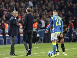 Schwer unter Druck: Ancelotti weiß, was PSG noch fehlt