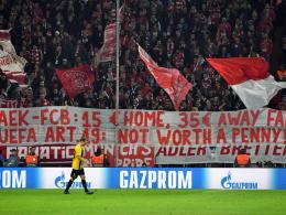 Ticket-Wucher: Athen muss 32.880 Euro an Bayern zahlen