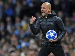 Trio fehlt überraschend: ManCity benennt Schalke-Kader
