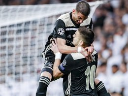 Sensation in Madrid: Ajax wirft Real raus!