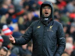 Liverpool besteht Wetter-Test - Klopp teilt aus