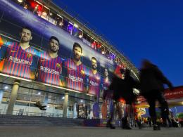 Dembelé bei Hochsicherheitsspiel im Camp Nou fraglich