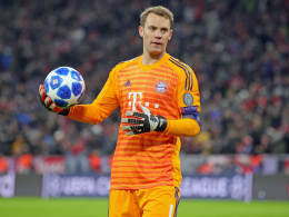 Champions-League-Jubiläum: Neuer nähert sich Kahn