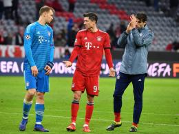 Lewandowskis Kritik: