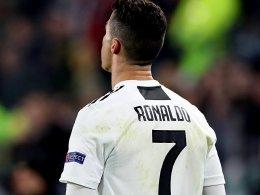 Obszöne Geste: Auch Ronaldo kommt mit Geldstrafe davon