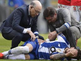 FC Porto: Personalprobleme und ein 0:5 im Hinterkopf