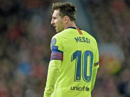 Barça schafft Historisches - Abwarten bei Messi