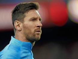 Barça mit fittem Messi gegen den Viertelfinal-Fluch