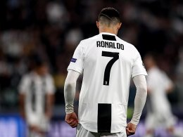 Trotz CR7: Juve hat den Champions-League-Wurm