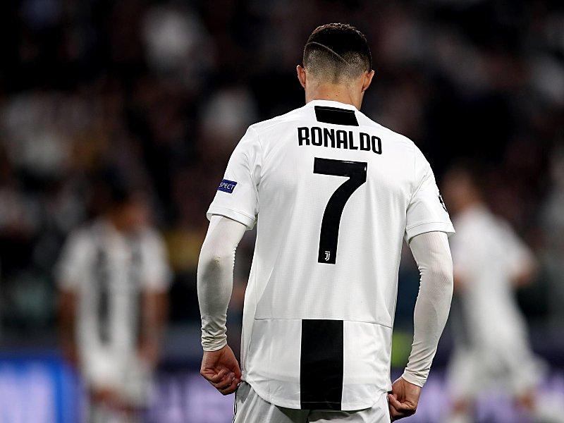 Ronaldo Juventus Trikot