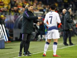 Tottenham-Coach Pochettino:
