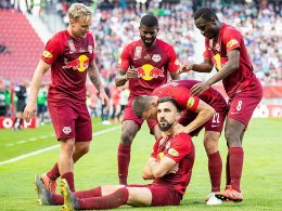 Dank der Spurs: Gruppenphase erstmals mit Salzburg?