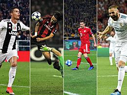 Meiste Tore in K.-o.-Spielen: CR7 und Messi bauen ihren Vorsprung aus