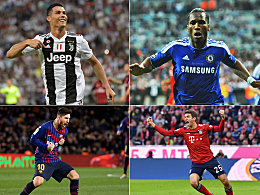 41:16 - Wo Cristiano Ronaldo Messi klar distanziert