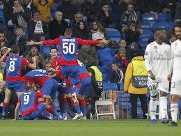 3:0 im Bernabeu! Moskaus historischer Sieg ohne Wert