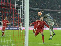 Mané befördert die Bayern aus der Königsklasse