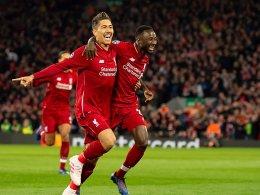 Firmino öffnet Liverpool die Tür zum Halbfinale