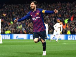Doppelpacker Messi ebnet den Weg ins Halbfinale