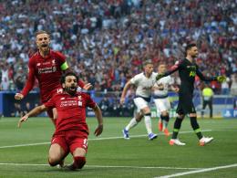 Blitzstarter Salah und Joker Origi: Liverpool ist Champions-League-Sieger