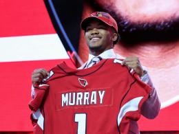 Der Draft: Murray geht nach Glendale, Giants überraschen