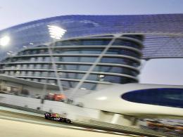 Yas Marina: Formel-1-Märchen aus 1001 Nacht