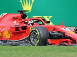 Vettels letzte Chance im Titelkampf?