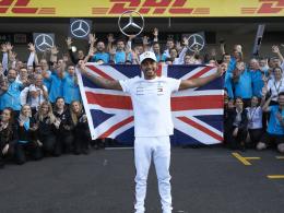 Brexit: EU-Austritt würde Formel 1 ins Herz treffen