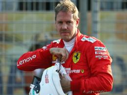 Ferrari und Vettel