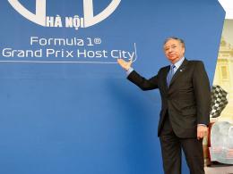 Baustart für Formel-1-Strecke in Vietnam