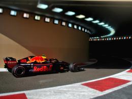 Verstappen Schnellster vor Ricciardo