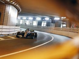 Hamilton und Bottas rasen allen davon