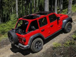 Jeep Wrangler: Macho, Macho